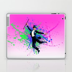 Astaire Fred, still dancing. Laptop & iPad Skin