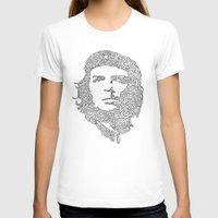 che T-shirts featuring Che by Rui Faria