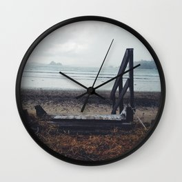 A cloudy day Wall Clock