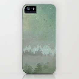 Planet 410110 iPhone Case