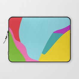 The Colors of Your Heart Laptop Sleeve
