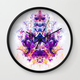 Fool's Crown Wall Clock
