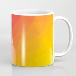 Fiery Pattern Coffee Mug