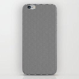 Wavelength of Life iPhone Skin
