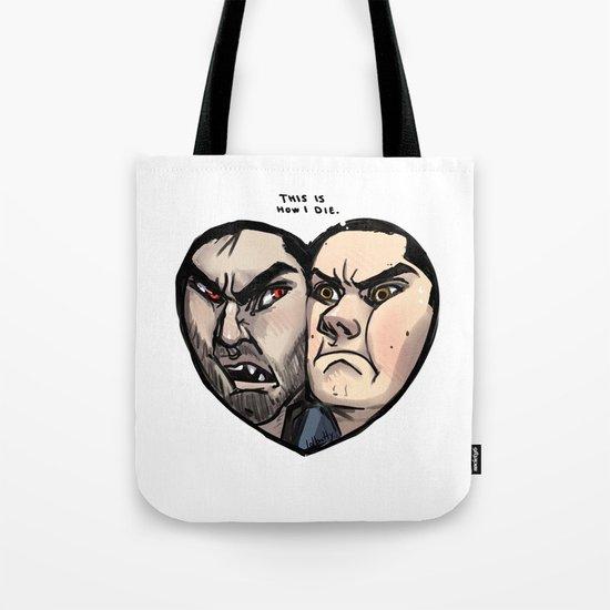 Sterek Tote Bag
