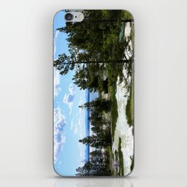 West Thumb Yellowstone Lake iPhone Skin