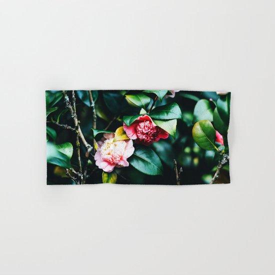 Floral Etudes Hand & Bath Towel