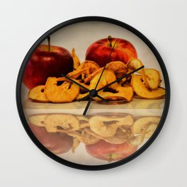 Apples Anyone? Wall Clock