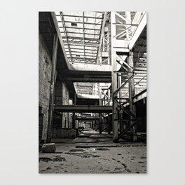 Orlando Power Station Canvas Print