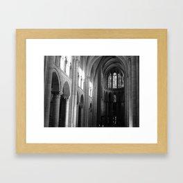 cat 003 Framed Art Print