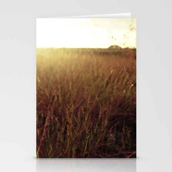Sweet Sunset Stationery Cards