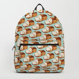 Bread Pattern Backpack
