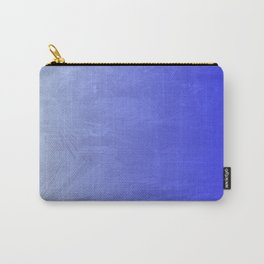 Blue Ice Glow Carry-All Pouch