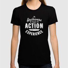 The Archivers Hung Over Action Experience T-shirt