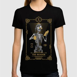 The Reader X Tarot Card T-shirt