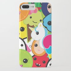 Kawaii Party Collage iPhone 7 Plus Slim Case