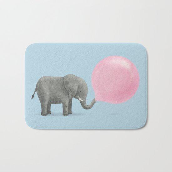 Jumbo Bubble Gum  Bath Mat