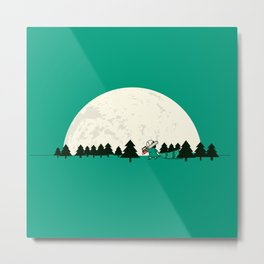 Christmas the 25th Metal Print