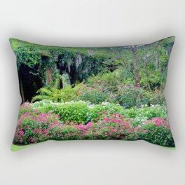 Pergola Garden Rectangular Pillow