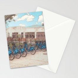 Citibike Brooklyn  Stationery Cards