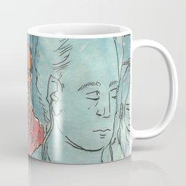 Siempre he estado aquí. Coffee Mug