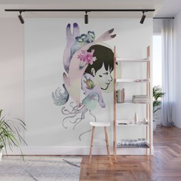 Aquarius Wall Mural