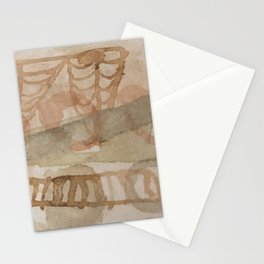 Partial stages Stationery Cards