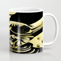 patriots Mugs featuring Patriots and Heroes by Aaron Bir