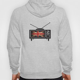 Brittish TV Takeover  Hoody