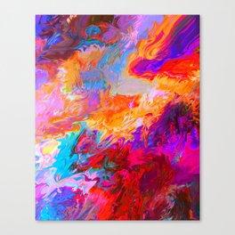 Zoja Canvas Print