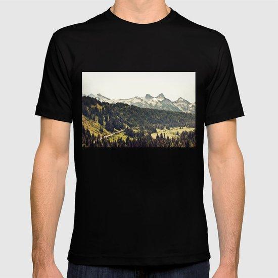 Epic Drive through the Mountains T-shirt