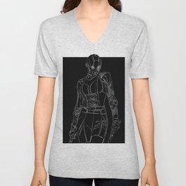 Nebula, GuardiansOfTheGalaxy Unisex V-Neck