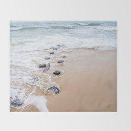 Serenity Retreating Throw Blanket