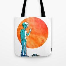 Sayonara (Sketch Version) Tote Bag