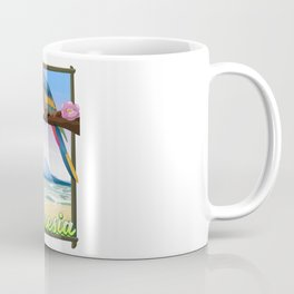 Polynesia Parrot Coffee Mug