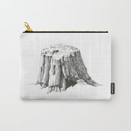 San Francisco Stump Carry-All Pouch