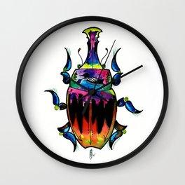 Minnesota Bug Wall Clock