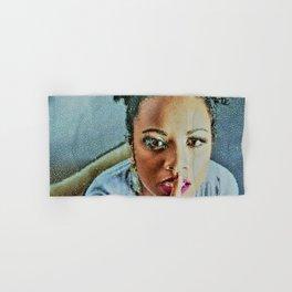 Black Lives Don't Matter - Portrait - Jéanpaul Ferro Hand & Bath Towel