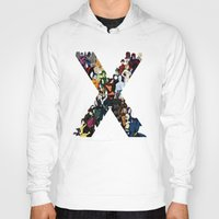 nightcrawler Hoodies featuring X1 by Andrew Formosa