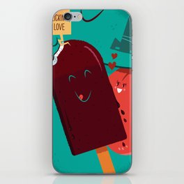 :::Licking Love::: iPhone Skin