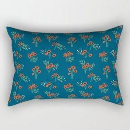 Poppies Rectangular Pillow