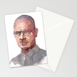 Breaking Bad (Walter White) Stationery Cards