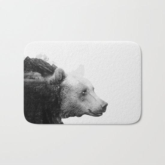 Big Bear #2 Bath Mat