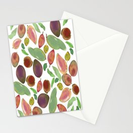 Mango Madness Stationery Cards