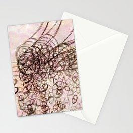 Pill bottle - spillage Stationery Cards