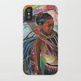 Sacred Wisdom iPhone Case