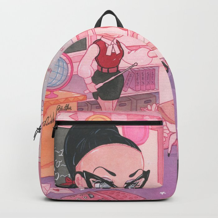 Stupid Academy Backpack By