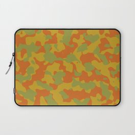 Camouflage Autumn Trending Colors Laptop Sleeve