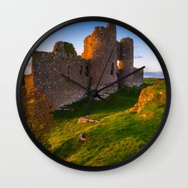 Castle Roche - Ireland Print(RR 256) Wall Clock