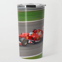 Fernando Alonso - 2013 Gran Premio d'Italia Travel Mug